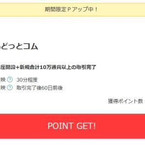 外為どっとコムFXのポイントサイト経由の申し込み方法を図解!!