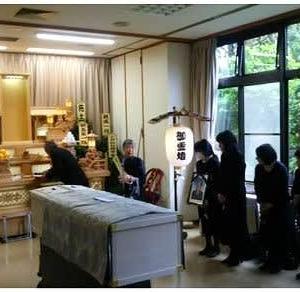 朽木寒三先生の葬儀 「馬賊戦記」の朽木先生が安らかに永眠されました