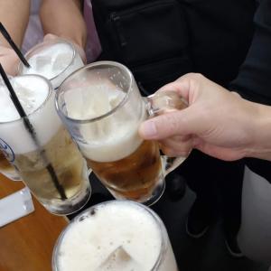 月例「 #下町はしご酒の会 」#大井町 編② 珍しい #立ち飲み中華 「 #臚雷亭 」は立ち飲みとは思えないクオリティ