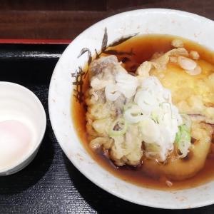 鰹節問屋直営の出汁がうまい「 #そばよし京橋店 」で、東京では珍しい #野菜天 #きしめん を #完食完飲