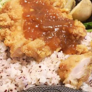 時間が無い時に重宝する #晩ご飯 の#テイクアウト 。 #佐倉 「 #中国料理kujikuji 」の今日のメニューは #ボリューム満点 の #鶏腿肉の #ユーリンチー