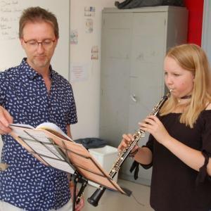 ベルギー王立リエージュ管弦楽団の首席奏者による【オーボエ公開レッスン】