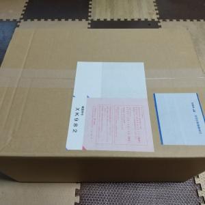 ヤフオクで熊本産不知火(デコポン)を買ったよ!