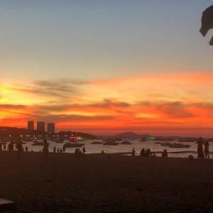 世界一夕陽が美しい場所。日本一夕陽が美しい場所(西伊豆編)