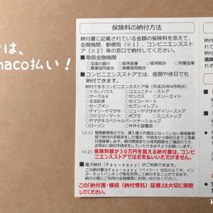 納付書の嵐…数百円分お得に支払う!