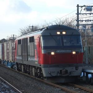 石勝線川端駅へ