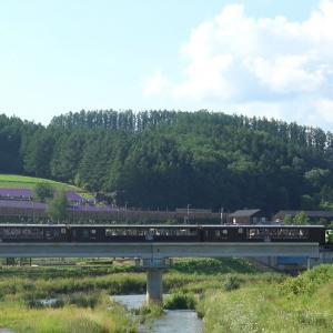 遅ればせながら、夏の富良野観光を彩る観光列車が始動