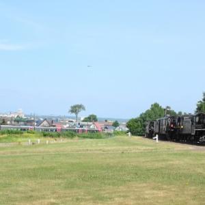《青春18きっぷ》で乗り鉄・・・名寄公園のキマロキ編成とはまなす編成代走『宗谷』