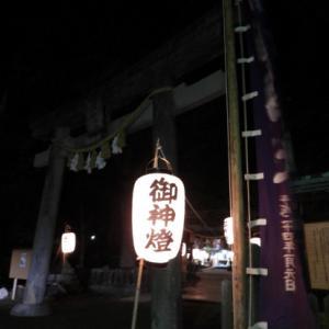 12月31日・大晦日ちょっと早い詣~野口天満神社から火売神社
