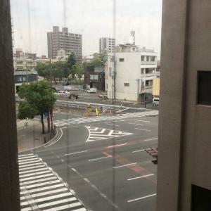 6月6日は大分県宿泊クーポンでビジネスホテルクドウに宿泊~チェックアウト