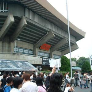 2005年7月9日ハウンドドッグ武道館ライブから15年