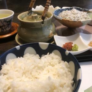 7月13日ゆわいの宿竹乃井に宿泊の朝~朝風呂から朝食