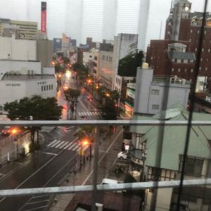 開業初日の別府駅前のスーパーホテルに宿泊~7月24日の朝・朝食