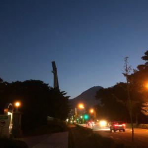 九州北部地方梅雨明け~別府公園ウォーキング