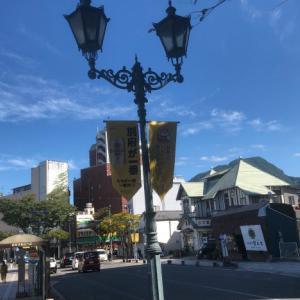 別府駅前ウォーキング9月14日