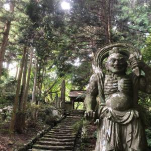 国東半島六郷満山を巡る~両子寺へ・有名な仁王像