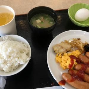 GOTOキャンペーン第7弾・ホテルはやしに宿泊~朝食と朝風呂