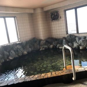 7月11日サンバリーアネックスに宿泊~朝風呂からダイニング若潮で朝食会場へ