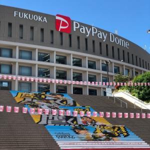 7月14日福岡ペイペイドーム・鷹の祭典