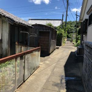 五島列島へ帰省~8月12日三本松海水浴場