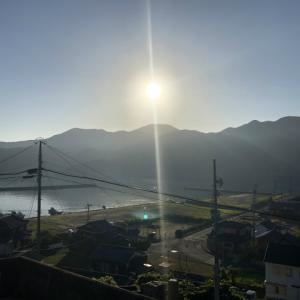 五島列島へ帰省~8月13日・お墓掃除と山神神社へ