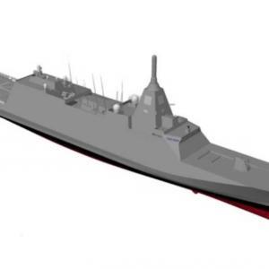 海上自衛隊30FFMの一番艦(ネームシップ)が『もがみ』に決定しましたが…