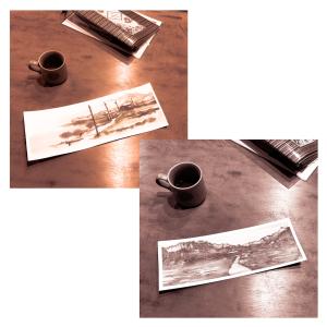水彩deスケッチ旅行 奈良飛鳥 4話 2020