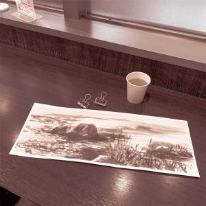水彩welcomeスケッチ 2話 慶沢園 池を描く 2020