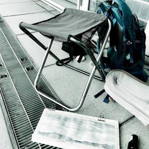 スケッチで活躍 水彩道具 椅子・イス・いす 2020