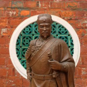 台湾を統治した初のアジア人は日中ハーフだった