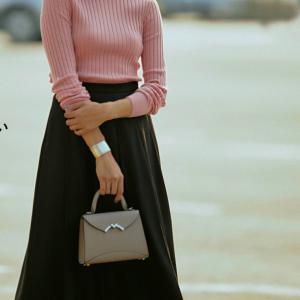 【似合うを見つける #31】バッグで簡単、お手軽にトレンドと季節感を取り入れよう!