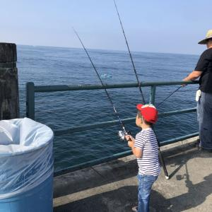釣り @ Redondo Beach