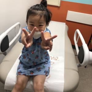 4歳検診・予防接種