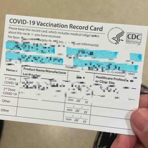 ワクチン体験記