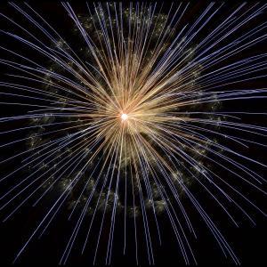 イギリス 花火は秋 ボンファイヤーナイト