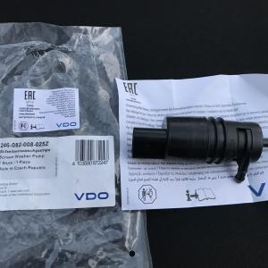 VDO製のウォッシャーポンプを購入した