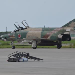 松島基地航空祭2019 RF-4訓練飛行(戦術偵察)