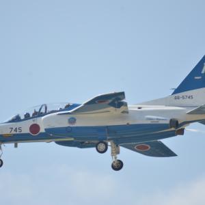 松島基地航空祭2019 ブルーインパルス訓練飛行(午前)、展示飛行(午後)