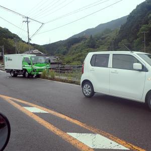 交通事故、タイミングが悪ければ・・