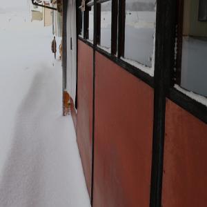 雪かきントレ&移動スーパー
