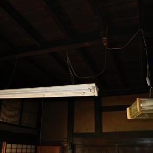 居間のリフォーム<ライトアップ編>