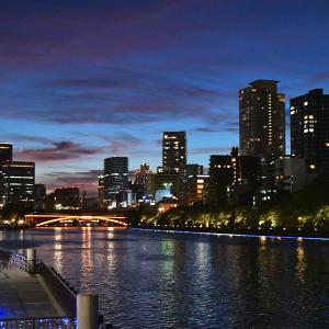 水都大阪(大川・天神橋 - 天満橋)