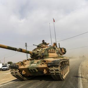 トルコとシリアの事情