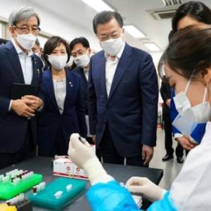 【正直要らない】韓国、PCRキットを日本に提供するか検討
