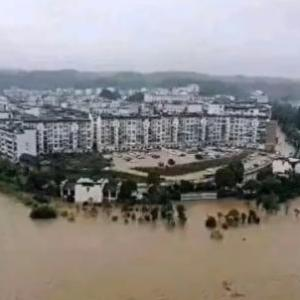 支那、ダム爆破で洪水を防ぐ……?いや、堤を破壊しただけらしいぞ