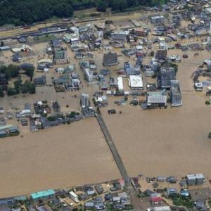 球磨川氾濫と熊本県知事の判断