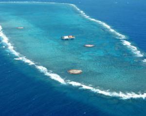 【支那の横暴を許すな】沖ノ鳥島周辺で海洋調査