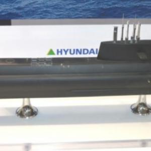 【衝撃・笑撃】韓国の次期型潜水艦は原子力潜水艦に!