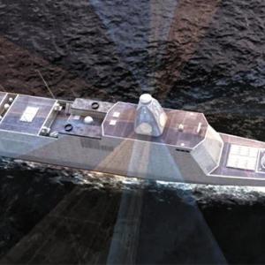 韓国海軍初のステルス駆逐艦を6隻建造へ!あれって本気だったんだ