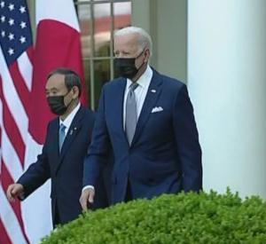 日米共同声明と台湾